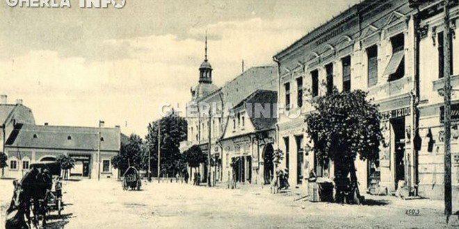 gherla 1912 centru