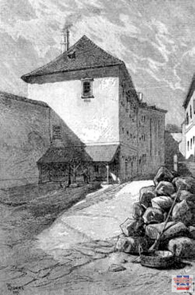 Cetatea Gherlii - 1658