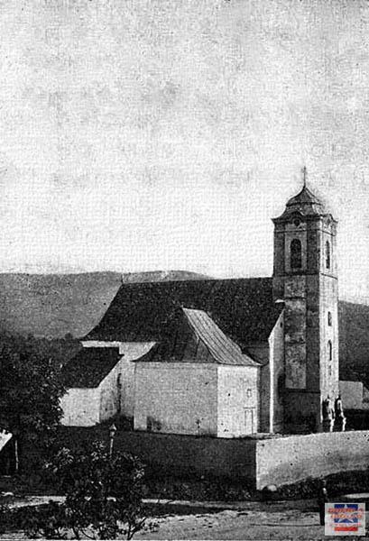 Biserica Solomon, ctitorita de Salamon si Bogdan Thodor alias Simai in 1722