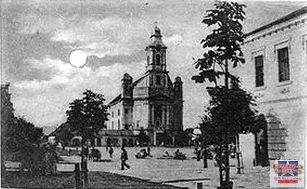 Centru, biserica armeano-catolica