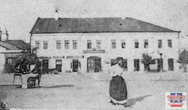 Centru, hotel Coroana 1900