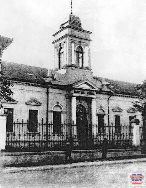 Orfelinatul armeano-catolic de fete, construit in 1902