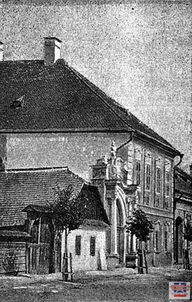 Casa Laszloffy - str. 1 decembrie 1918