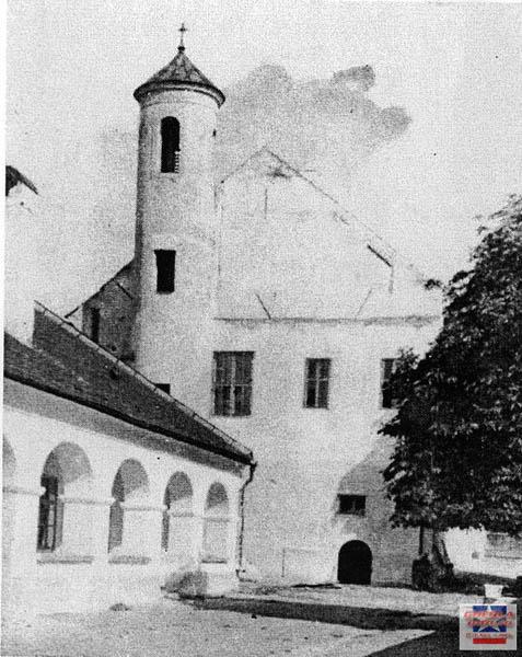 Casa Laszloffy - curte