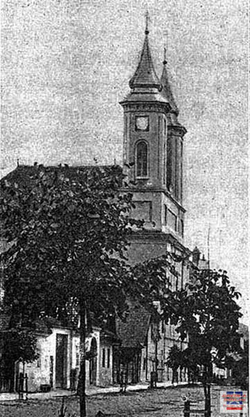 Manastirea franciscana Sf. Petru de Alcantara, construita intre 1748-1758