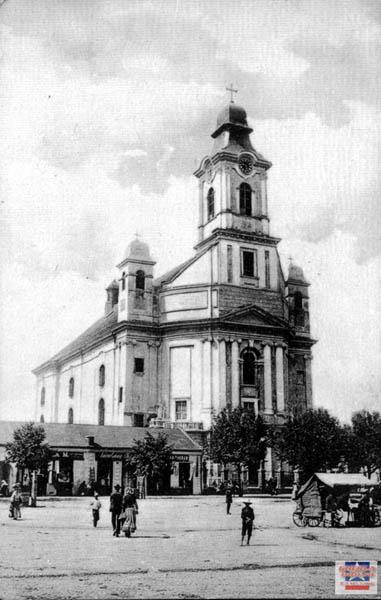 Catedrala armeano-catolica gherla szamosujvar