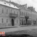 gherla poze vechi imagini armenopolis szamosujvar fotografii centru primaria varoshaza 1940