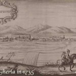 Gherla, desen 1735