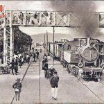 gherla poze vechi imagini armenopolis szamosujvar fotografii vechi oras imagini gara 1916 palyudvar
