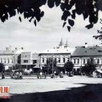 gherla centru parc 1941 1940 szamosujvar primaria cluj romania