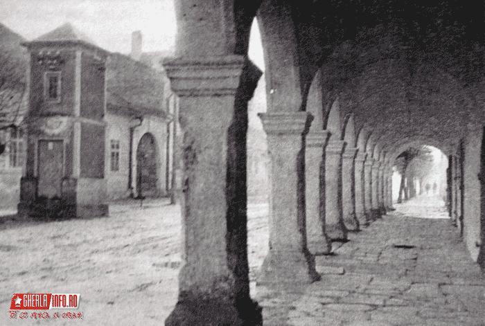 gherla 1925 szamosujvar cluj romania poze vechi galerii comerciale