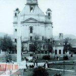 centru gherla catedrala armeneasca incendiu parc 1960
