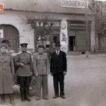 gherla 1945 al doilea razboi mondial world war romania hungary cluj sovietica armata rusi rusa masina car