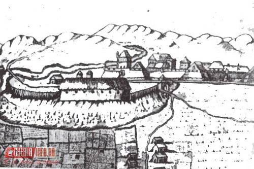 Cetatea Gherlii - 1699 gherla szamosujvar