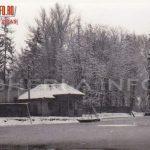 gherla parc lac pationar 1960 1970 cluj szamosujvar