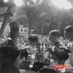 gherla manastirea nicula iuliu hossu greo catolic adormirea maicii domnului pelerinaj credinciosi 1942