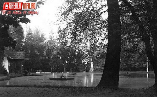 gherla szamosujvar parc lac barca 1942