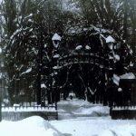 gherla armenopolis szamosujvar parc regina maria iarna zapada fotografii vehi oras imagini