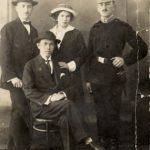 Portret familie, 1910