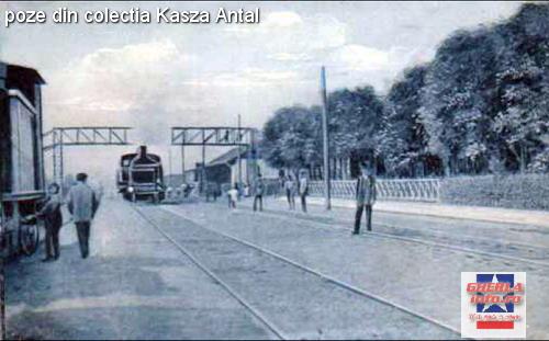1918 gara gherla szamosujvar