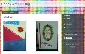 gherla hobby blog margele hand made quilling origami