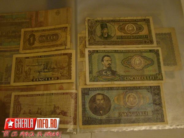 colectionar gherla monede bancnote romane