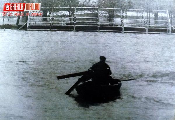 stadion olimpia gherla 1970 inundatii fotbal gherla cluj