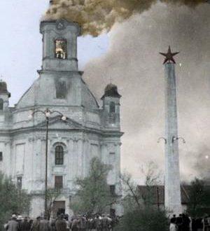 catedrala armeneasca gherla szamosujvar incendiu