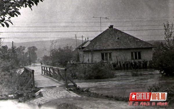 conte gherla restaurant inundatii 1970 ana ipatescu liceu strada gelu primaverii