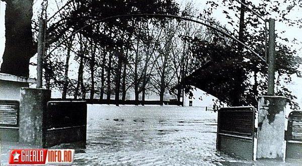 stadion olimpia gherla cil 1970 inundatii