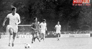 gherla cil dinamo bucuresti 1972 fotbal