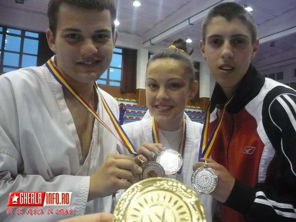 gherla karate budokan ryu dej campionat national wkc szamosujvar news