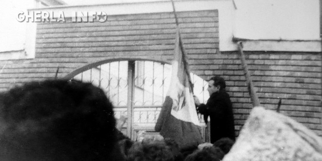 1989 militie gherla revolutie