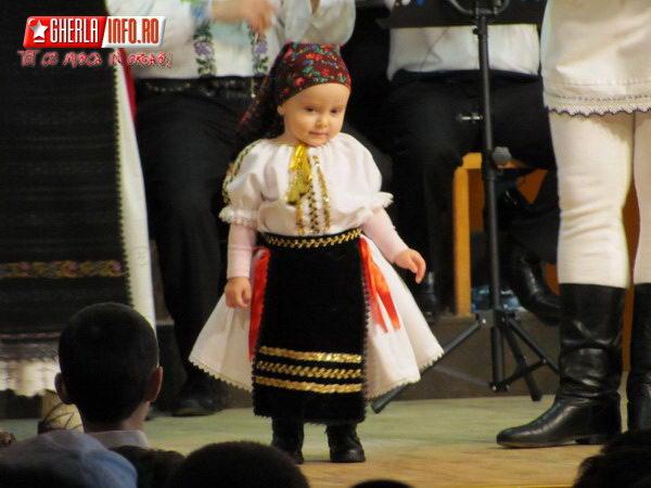 gherla spectacol folcloric casa cultura nelu boca cd lansare 2012