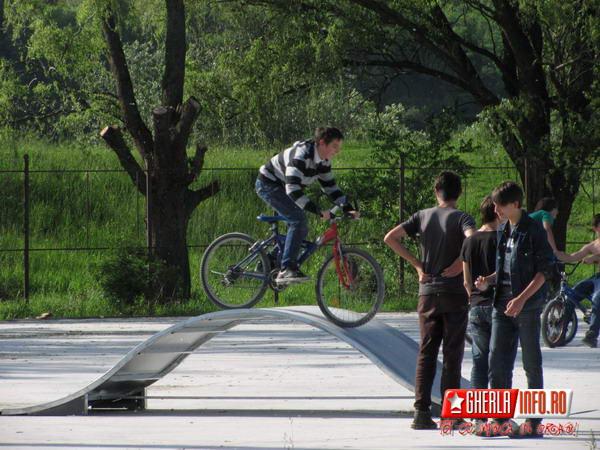 gherla skate board pista cluj