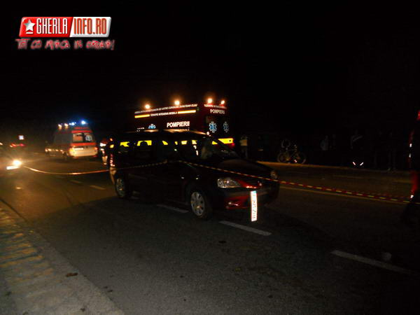 accident livada cluj dn1c