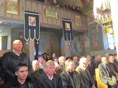 hram santejude gherla cluj biserica