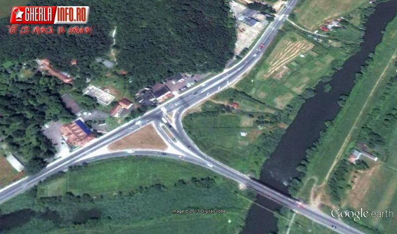 Noi Imagini Senzationale Din Satelit Pe Google Earth Gherla