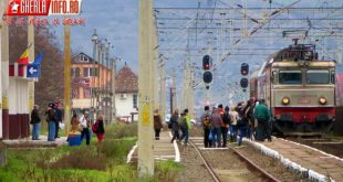 cfr statie tren calatori gherla cluj peron gara 2014 2014 mersul trenurilor