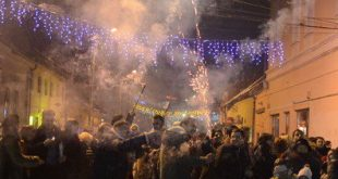gherla artificii 2013 2014