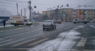 gherla ninsoare zapada iarna