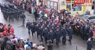 penitenciar gherla defilare 1 decembrie ziua romaniei