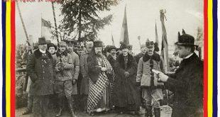 unirea 1 decembrie 1918 gherla iuliu hossu