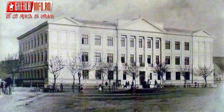 alpar ignac gherla gimnaziu arhitect
