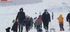 nicula gherla partie schi sanius iarna zapada cluj