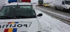 politia iarna zapada