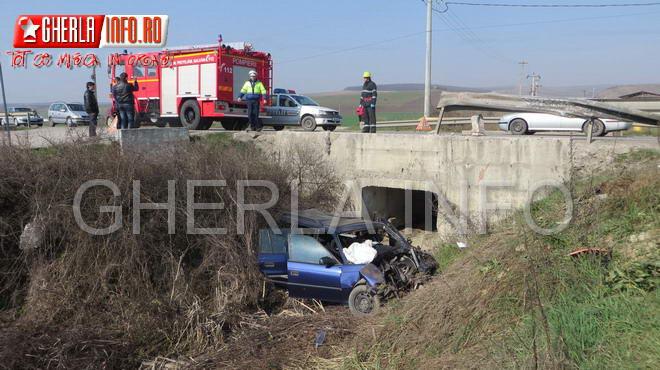 accident iclod cluj dn1c mortal