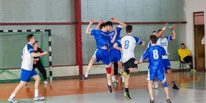 handbal olimpiada gherla liceu ana ipatescu cluj