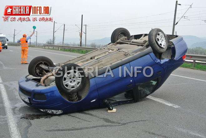accident livada iclod gherla cluj fiat albrea dn1c cr crash
