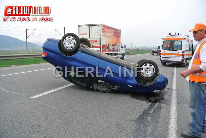 accident livada iclod gherla cluj fiat albrea dn1c cr crash